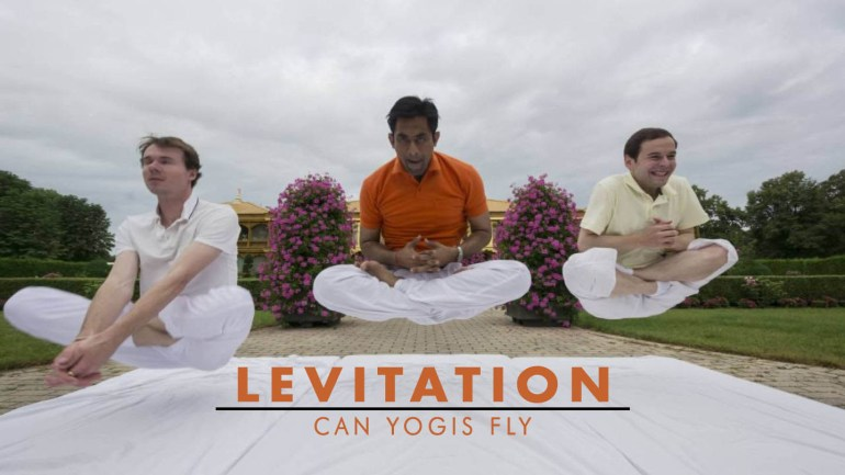 Can Yogis Fly? Is Levitation Possible with Spiritual Practices?