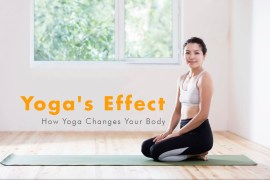 Yoga's Effect On The Body