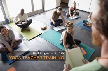 Best Yoga Teacher Training Programs of 2020