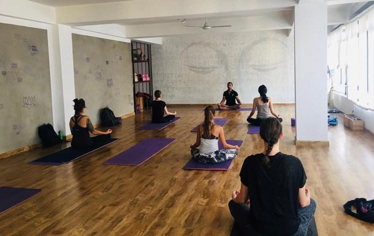 Pranayama Yoga Thamel Studio