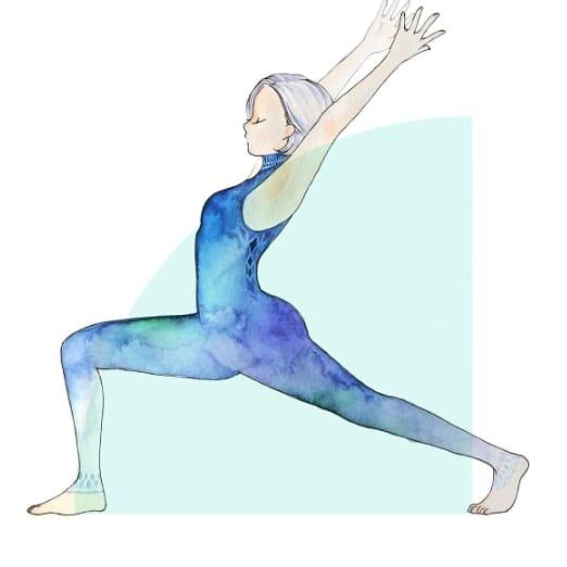 deine private Yogagruppe