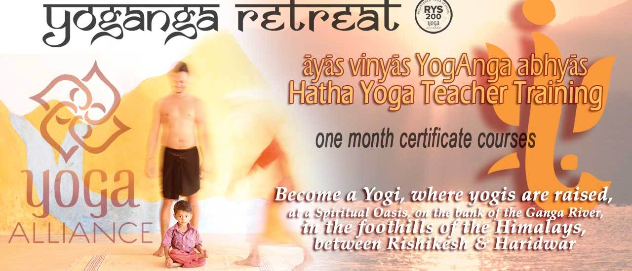 One Month Certified Teacher Training: Autumn Session 03