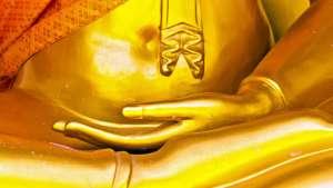 Annette Bauer, Yogannetteblog.de, Buddha, Handhaltung