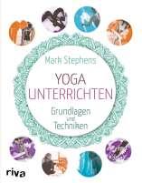 Buchcover Yoga unterrichten von Mark Stephens © riva