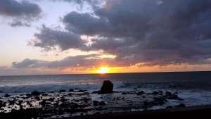 Gomera Sonnenuntergang © Annette Bauer yoga-xperience.de
