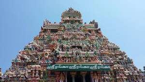 Tempel Indien Religionen © Annette Bauer yoga-xperience.de