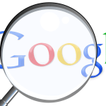 Google Online Marketing Yoga ©magnifying-glass-76520/Pixabay