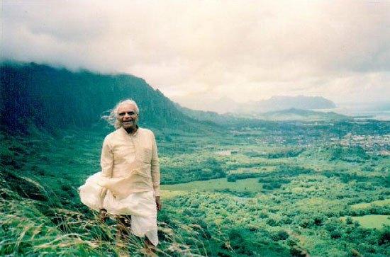 Iyengar At Pali 1987