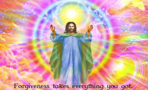 forgiveness takes everything