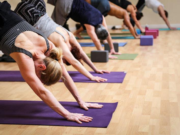 Yoga of Los Altos Classes