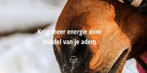 Energie door middel van je adem