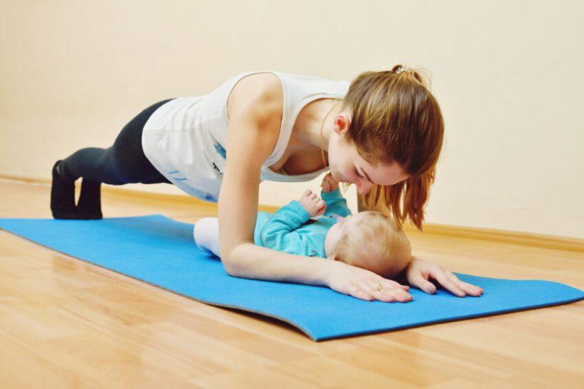 Parramatta Mums and Bubs Yoga