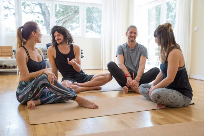 parramatta yoga classes, yoga class