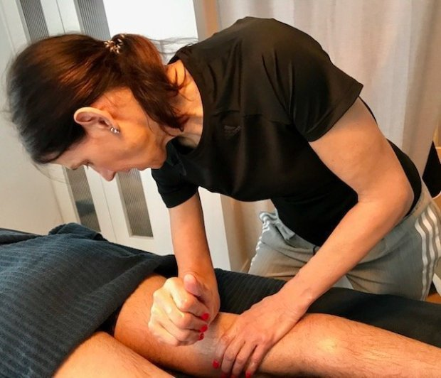 Susan Maire Sports Massage