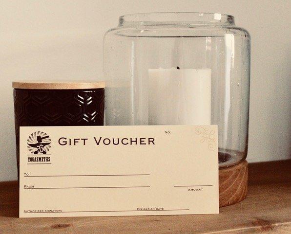 Yogasmiths gift voucher 2