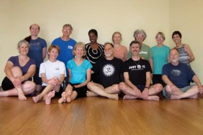 2015 International Yoga Day at Yoga St. Louis