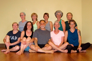 summer 2015 iyengar yoga intensive yoga St. Louis