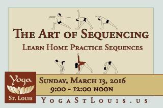 Iyengar Yoga Sequencing Workshop