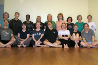 2nd Annual Iyengar Yoga Spring Workshop