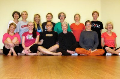 Annual Iyengar Yoga Fall Workshop at Yoga St. Louis