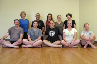 Intl Yoga Day at Yoga St. Louis