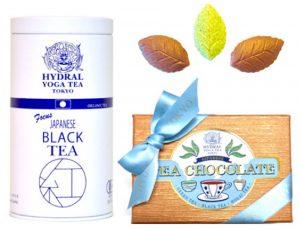 Tea Chocolate 18個入り(3種各6個)