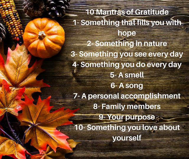 Mantras for Gratitude for Beginners