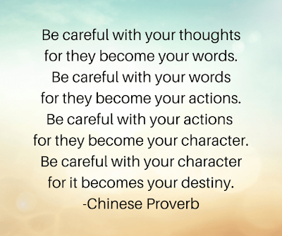 Tips to Change negative thoughts