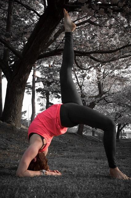 Balance the Doshas with Yoga
