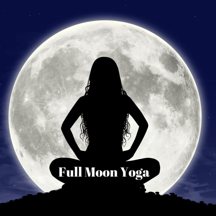 Celestial Yoga- Full Moon Yoga