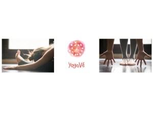 Locaties van YogaVé, 4 stuks