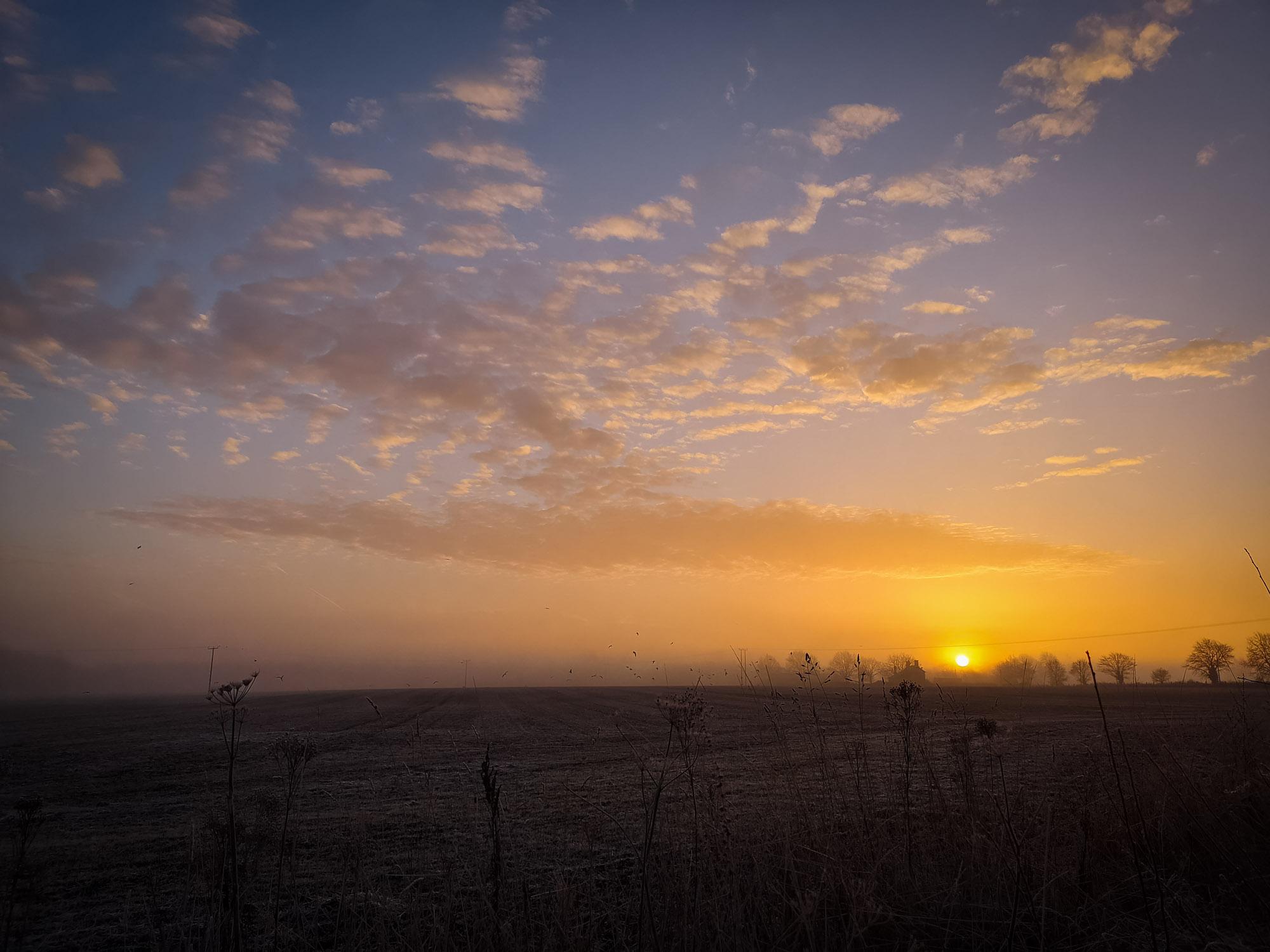 Sunrise walk yogavision 3