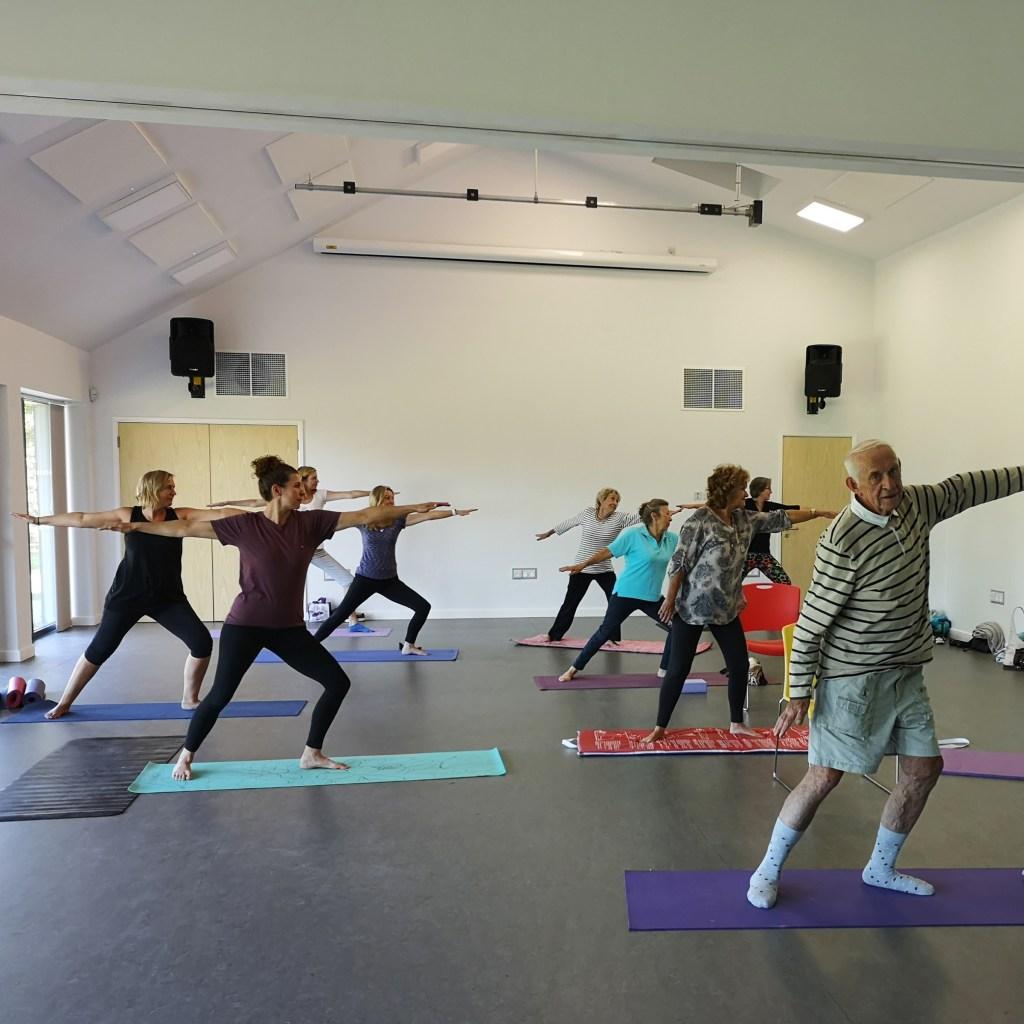 Thompson yoga
