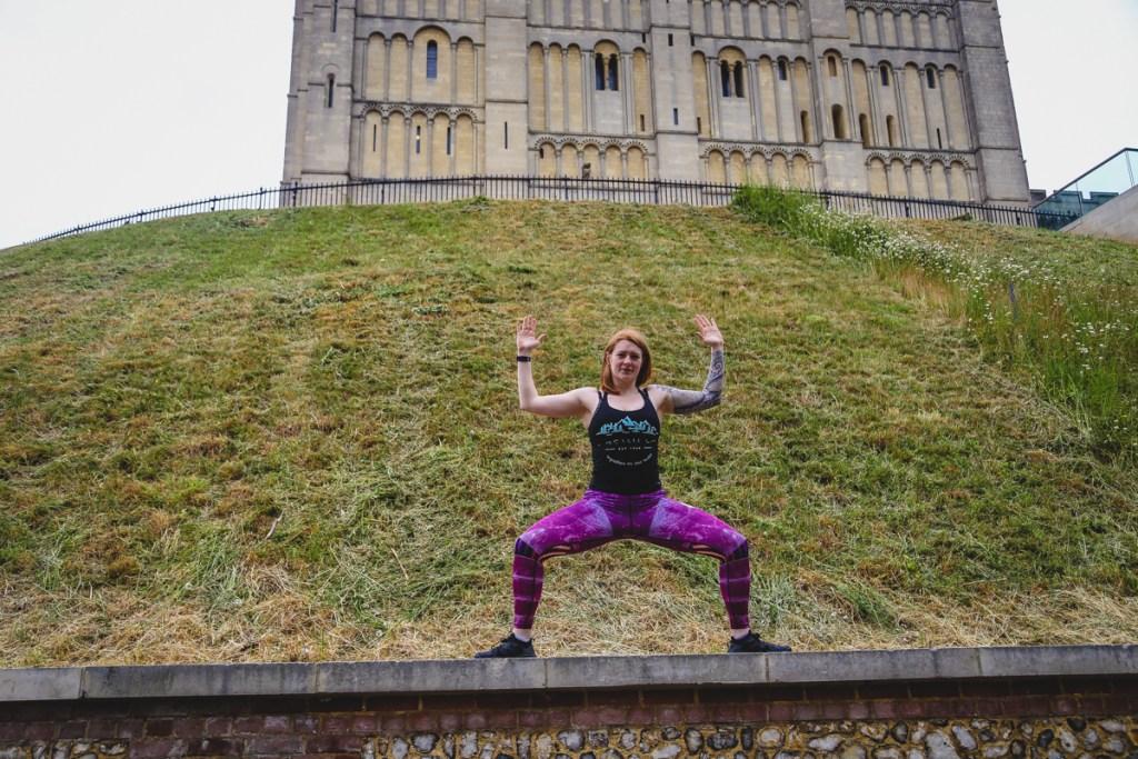Yogavision Norwich shoot Kirsty 55