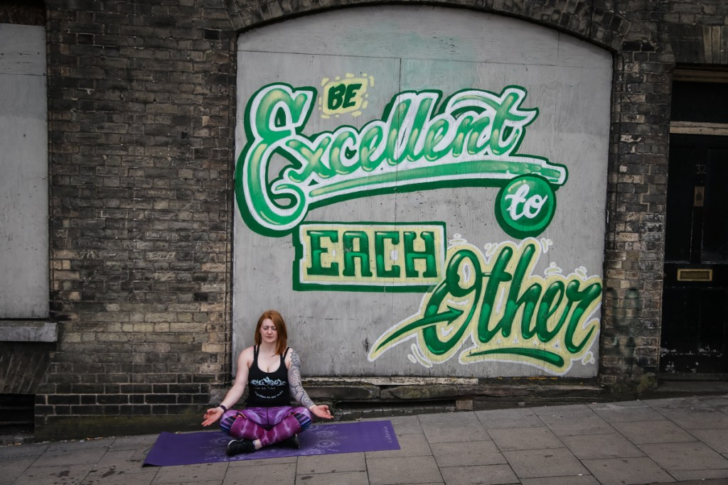 Yogavision Norwich shoot Kirsty 60
