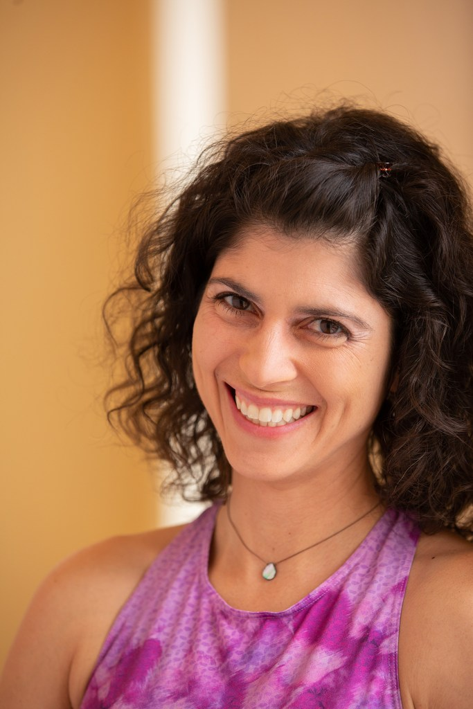 Yoga and Wellness with Angelina Fox, ERYT500, YACEP, Yoga Teacher and Ayurveda Health Counselor Headshot