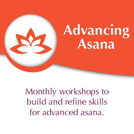 Advancing Asana Workshop Series Product Image