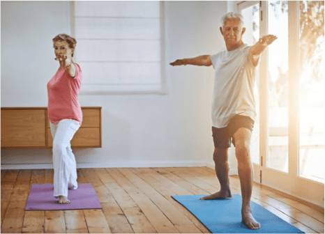 Yoga for Seniors Dharma Shala