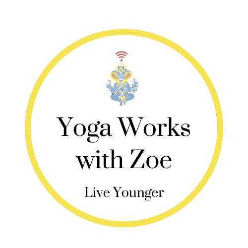 Yoga Therapy for over 40's online