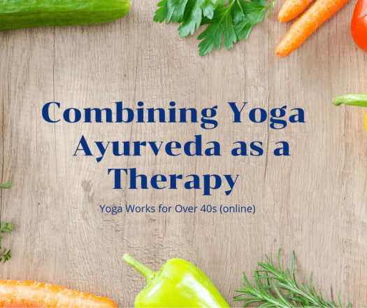 Yoga and Ayurveda as Therapy