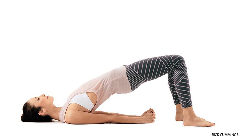 Anatomy 2  Последовательность асан для раскрытия тазобедренных суставов: