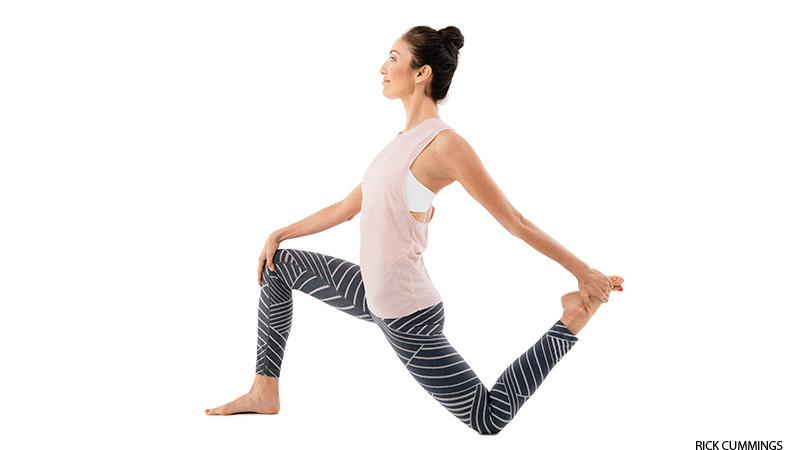 Anatomy Последовательность асан для раскрытия тазобедренных суставов:
