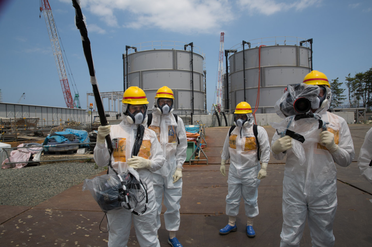 Fukushima: Bilder einer Katastrophe