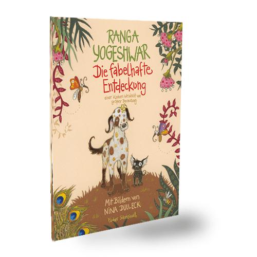 Kinderbuch: Die fabelhafte Entdeckung