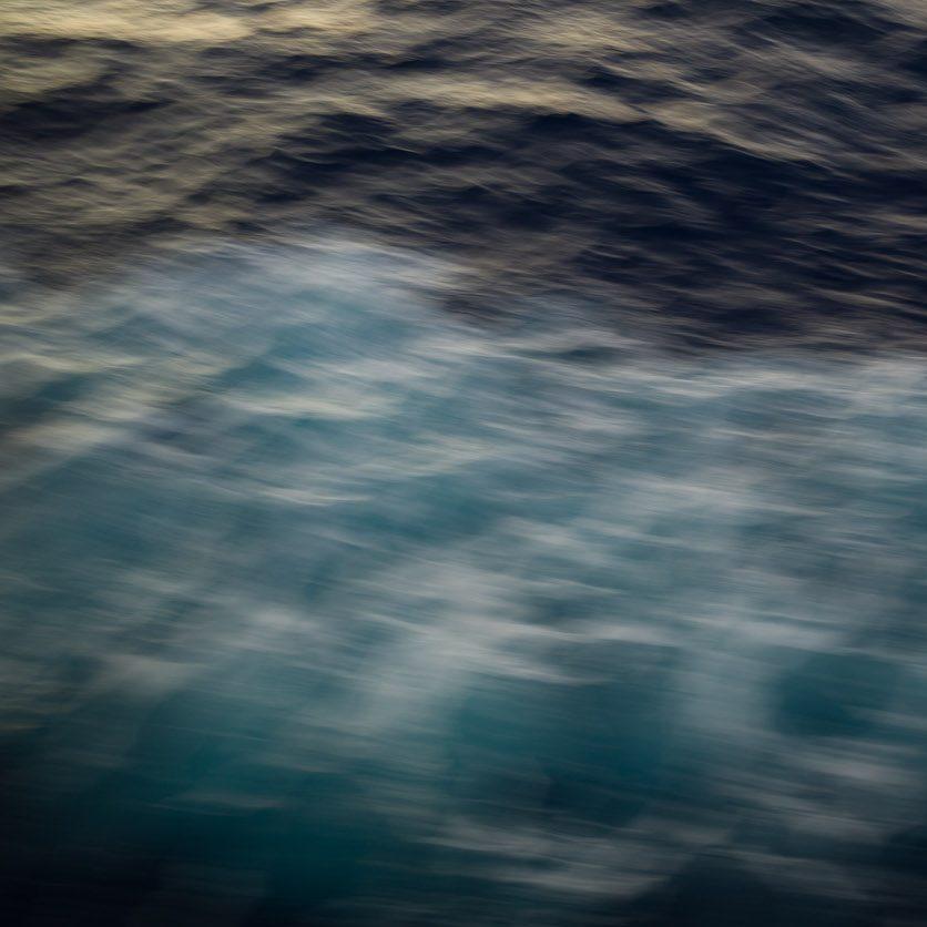 La mer…