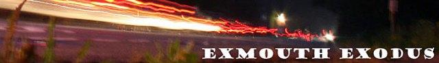 Exmouth Exodus