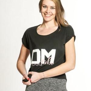 damen-shirt-om-yoga-schwarz
