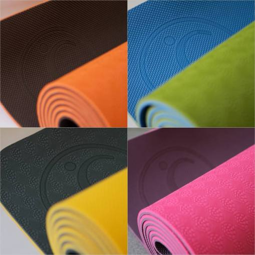 Cuca mat colors