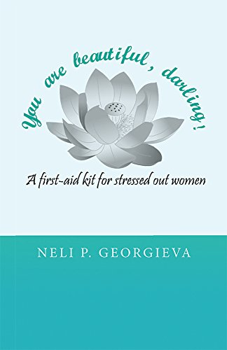 You are Beautiful book to help stressed women