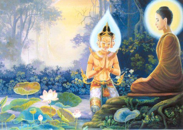 The Highest Blessings – Mangala Sutta